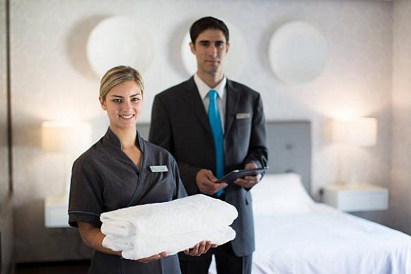 housekeeping cũng là nghề tiến thân