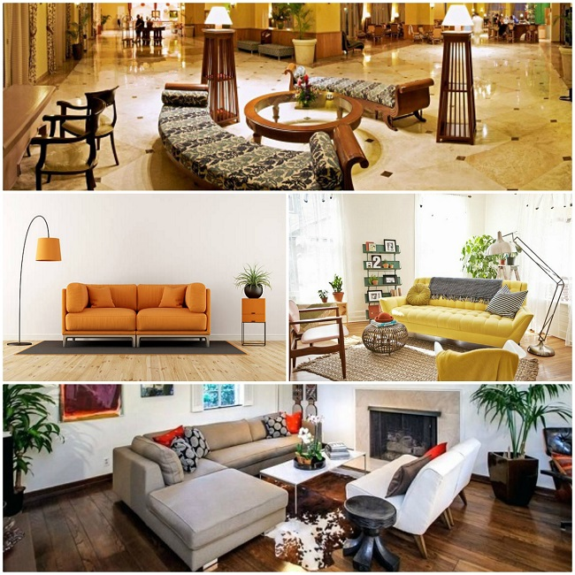 mẫu ghế sofa khách sạn đẹp