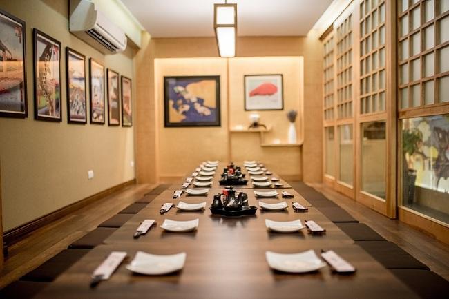 mẫu phòng vip nhà hàng