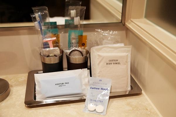 những món miễn phí thường có trong khách sạn
