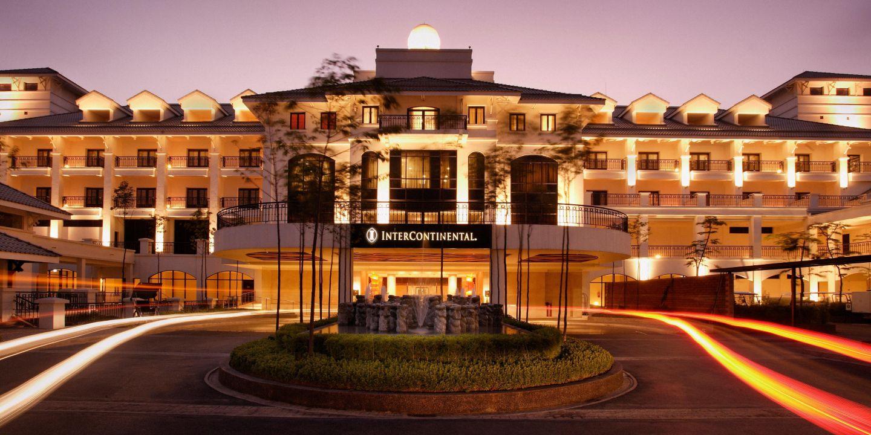 IHG được thành lập chuyên về kinh doanh khách sạn