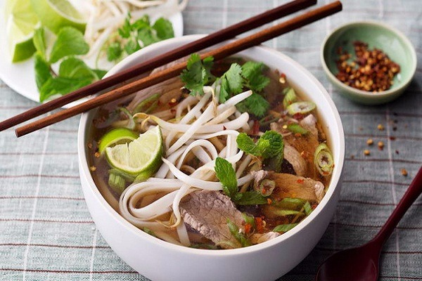 Từ vựng các món ăn bằng tiếng Anh trong nhà hàng   Món Miền Trung