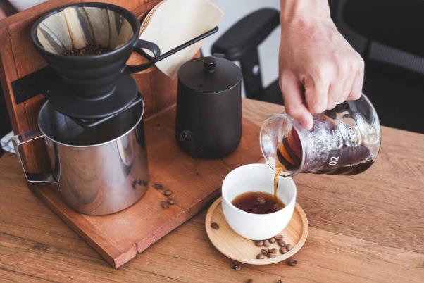 Drip coffee là gì