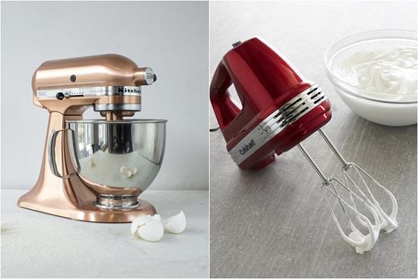 Máy đánh trứng và 4 điều đầu bếp bánh cần biết