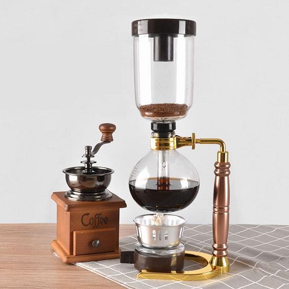 phát minh pha chế cà phê