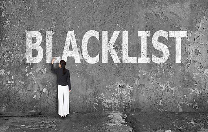Blacklist là gì
