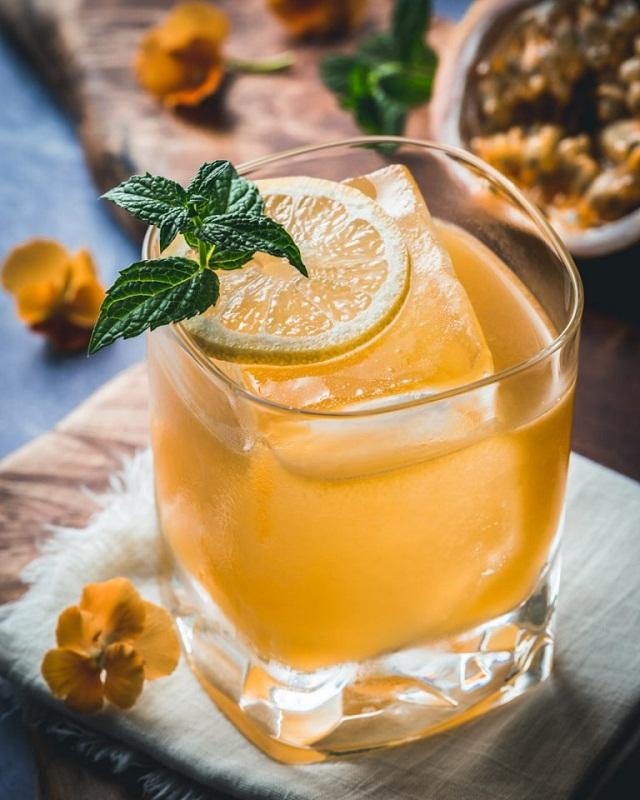 Hướng dẫn pha chế 10 loại cocktail - mocktail từ chanh dây