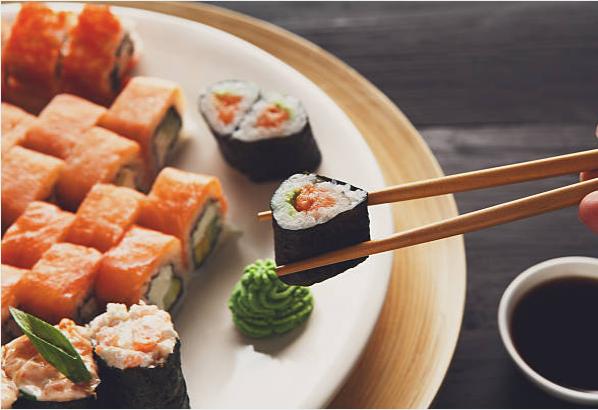 Sushi là gì