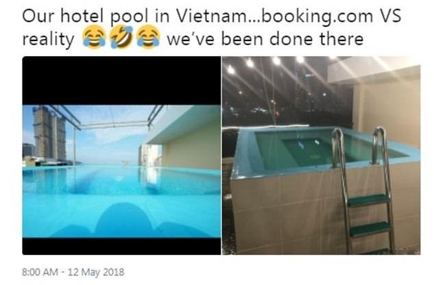 Đăng hình quảng bá khách sạn khác xa thực tế - Chuyện không chỉ riêng tại Việt Nam