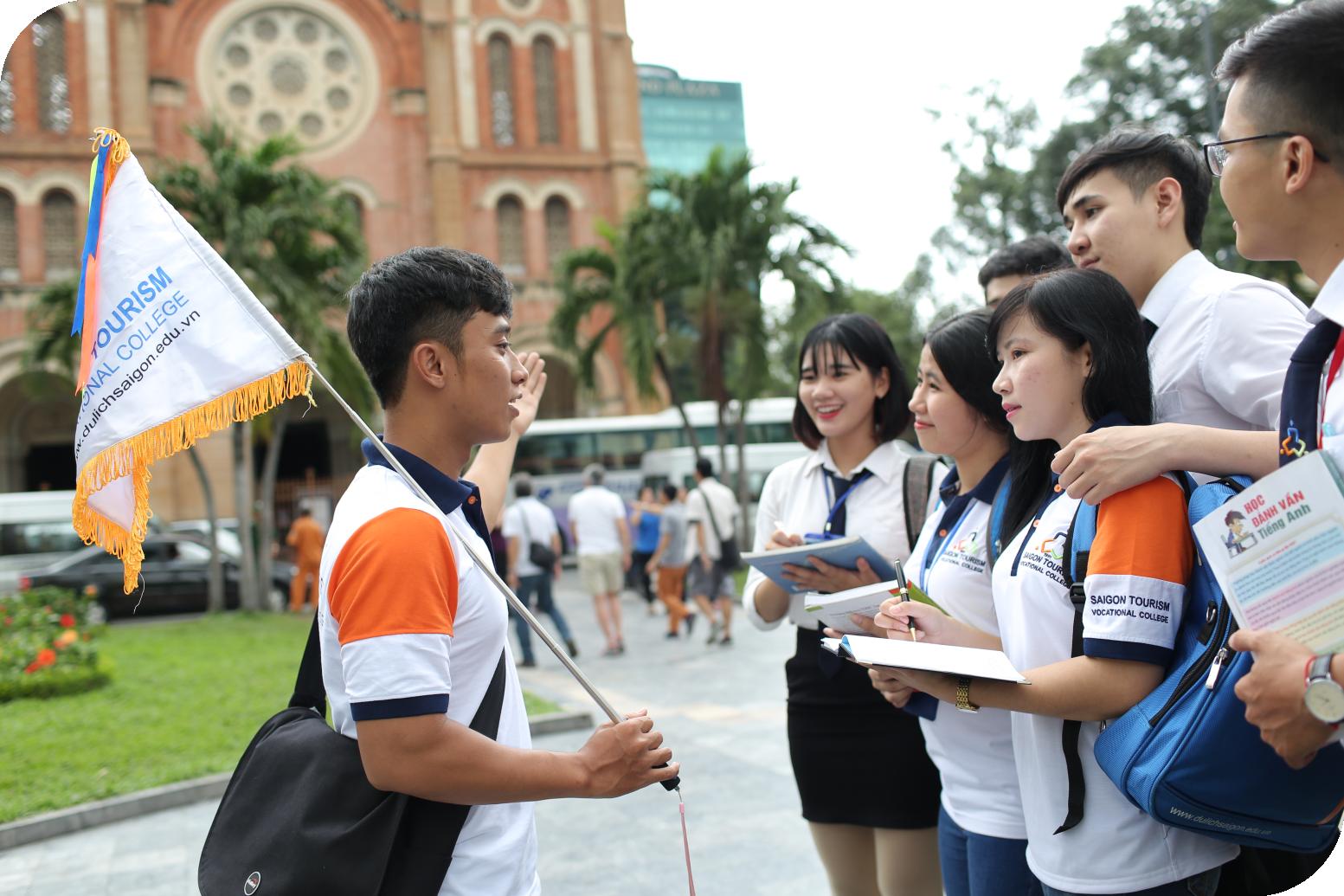 Học Hướng dẫn viên Du lịch - 3 con đường để bạn lựa chọn