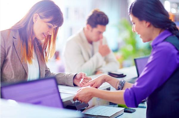 nghiệp vụ lễ tân: quy trình nhận ký gửi tài sản của khách