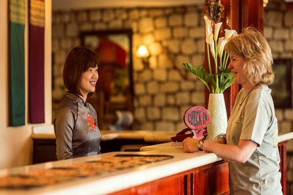 nghiệp vụ lễ tân khách sạn