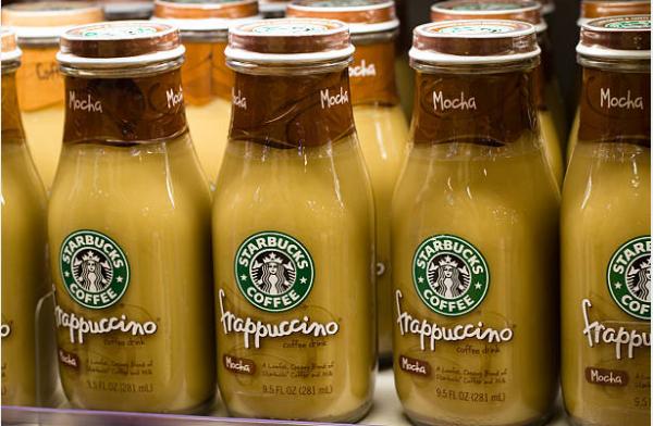 frappuccino là gì