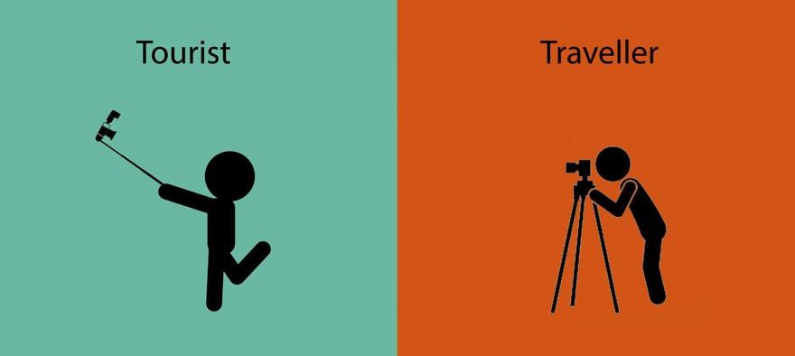 traveler là gì