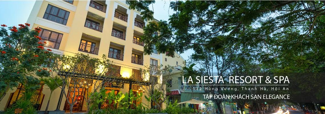 Elegance Hospitality Group - La Siesta Hoian Resort & Spa