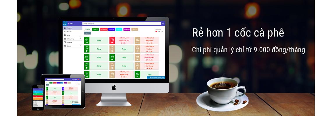 EzCloudhotel-phần mềm quản lý hữu ích nhất cho khách sạn vừa và nhỏ.