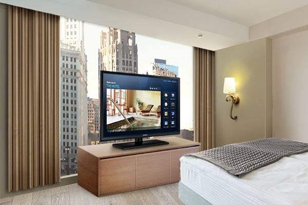 Kết quả hình ảnh cho tivi phòng khách sạn