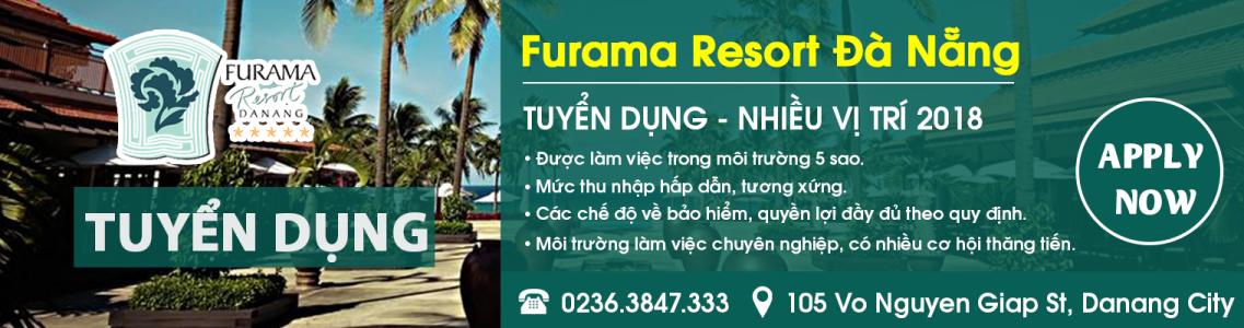 Furama Resort đa Nẵng Tuyển Dụng 10070 Hoteljob Vn