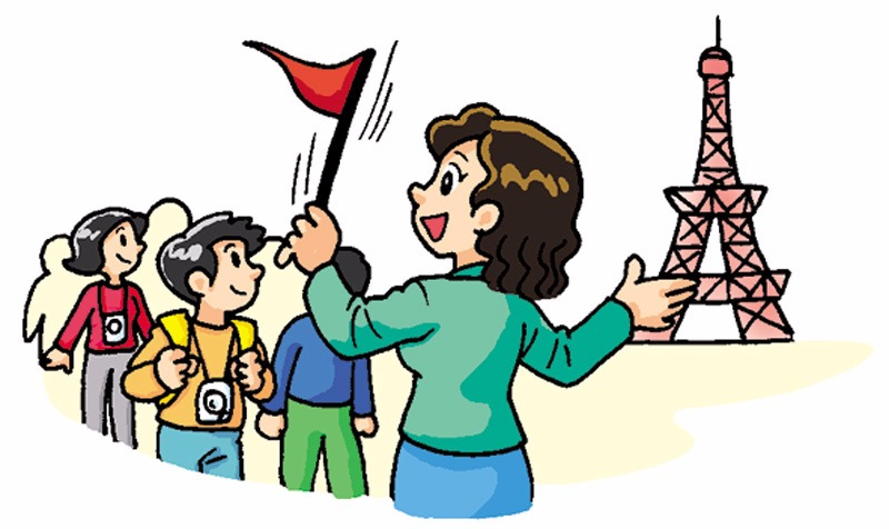 4 Điều cần biết về nghề hướng dẫn viên du lịch